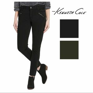 Kenneth Cole Olive Green Jess Skinny